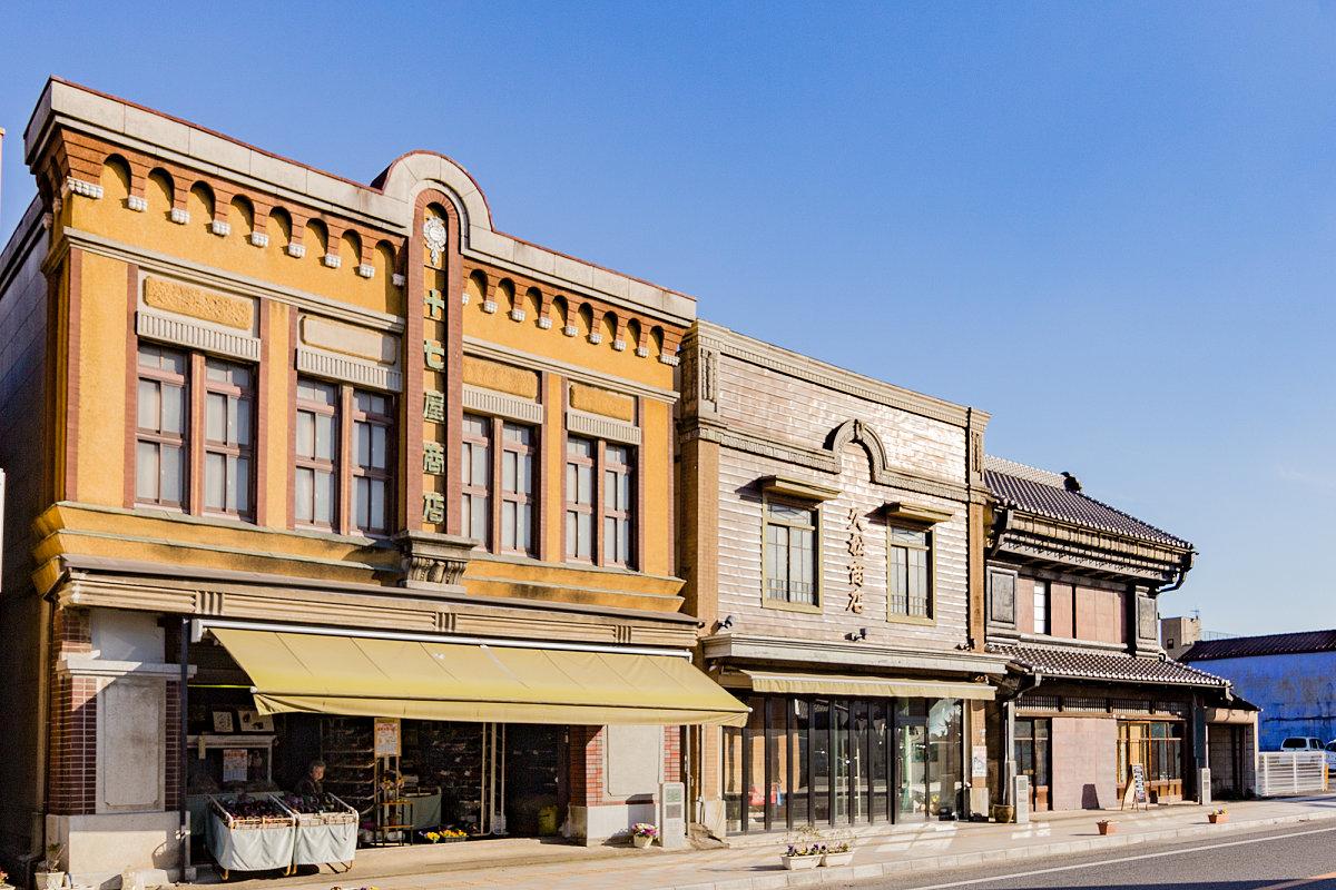 石岡市中町商店街