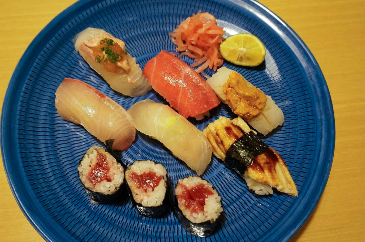 明石寿司 菊水鮓