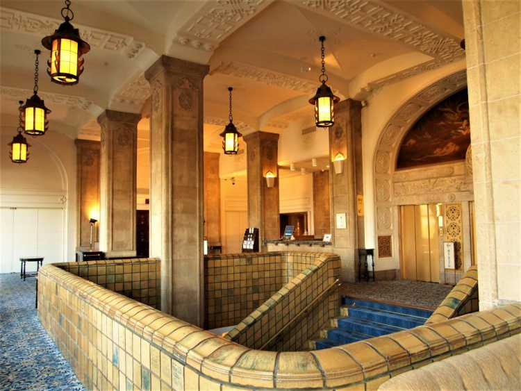 Stay At A Historical Building!  A Classic Hotel Approved As A Heritage of Industrial Modernization   Review of HOTEL NEW GRAND