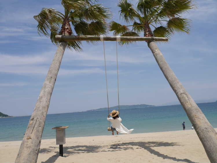 Swing Of Palm Trees | Review of Palm Tree Swing