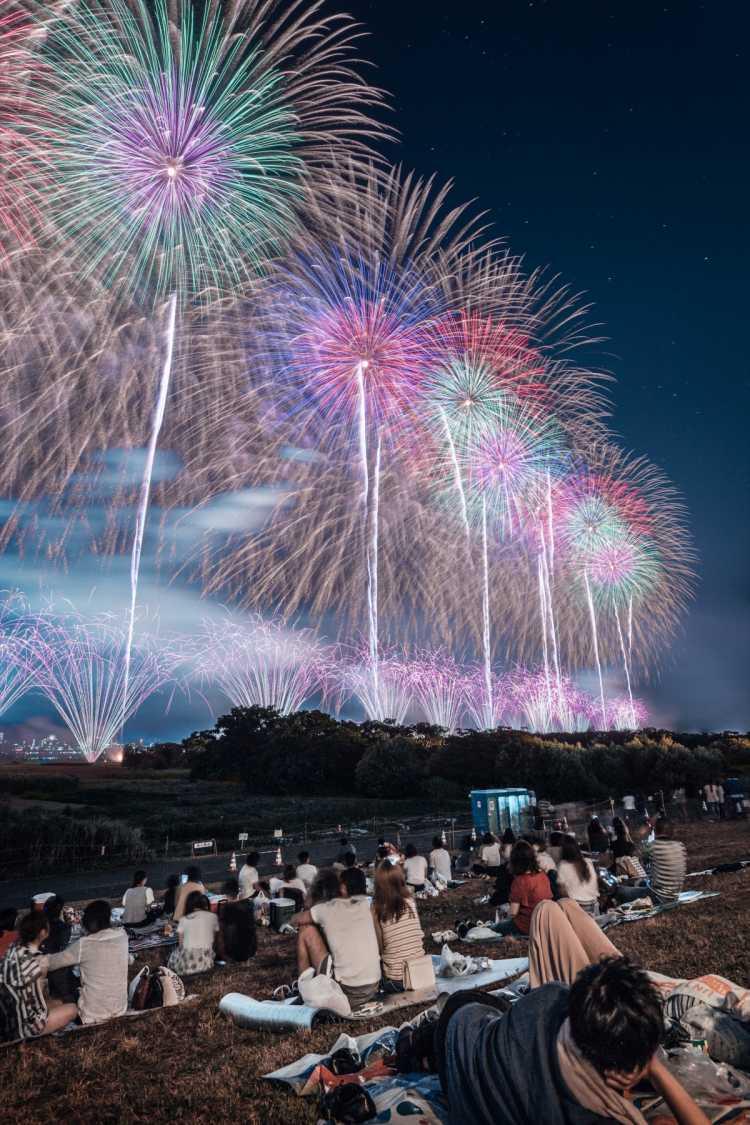 夜空に咲き乱れる大花火 | 長岡まつり大花火大会の口コミ