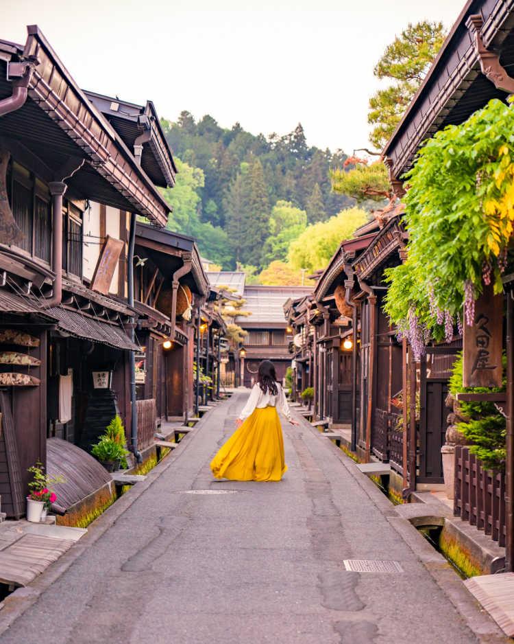 江戸時代の面影を感じる古い町並み | 高山の古い町並みの口コミ
