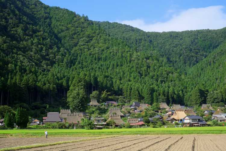 Old And Good Countryside In Kyoto!  'Thatched Village' Leaves The Original Scenery Of Japan   Review of Miyama Thatched Village (Kayabuki-no Sato)
