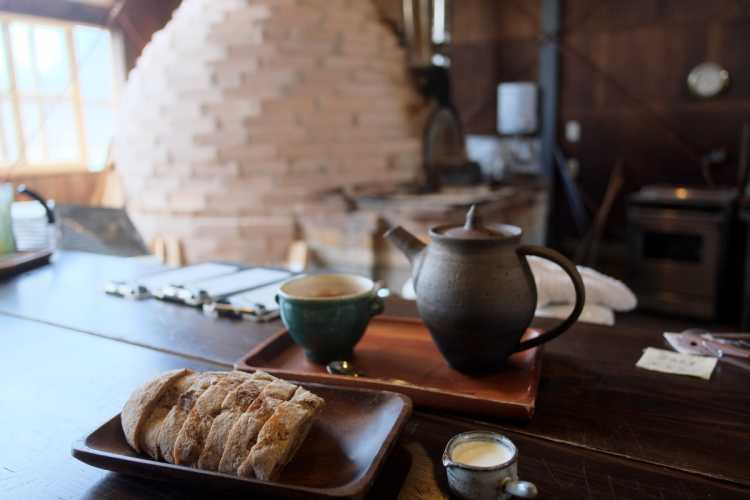 A Bakery In The Mountain Surrounded With Tea Plantations!  Delicious Breads Baked By A Handmade Stone Oven   Review of Bakery NORA