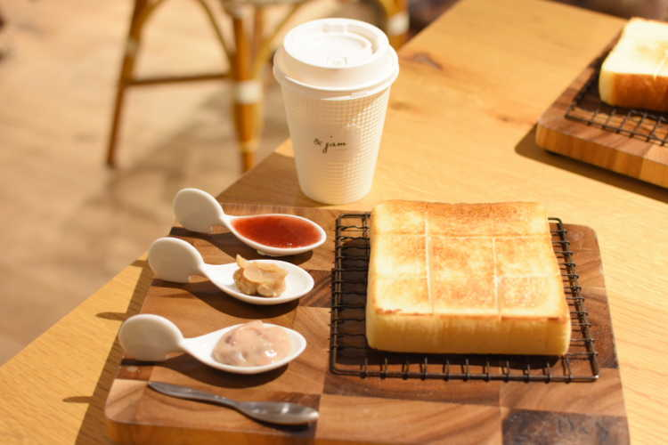 Bread & Jam You Can Select By Yourself | Review of Sakimoto Bakery & jam